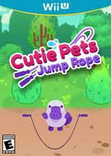 Cutie Pets Jump Rope eShop cover (AR3E)