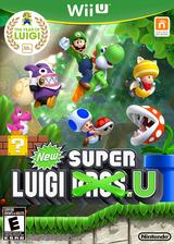 New Super Luigi U WiiU cover (ARSE01)