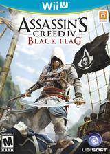 Assassin's Creed IV:Black Flag WiiU cover (ASBE41)