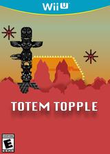 Totem Topple eShop cover (ATTE)