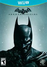Batman:Arkham Origins WiiU cover (AZEEWR)