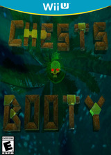 Chests O' Booty eShop cover (BCBE)