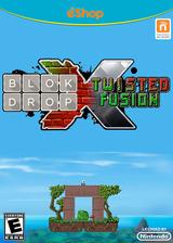 Blok Drop X: Twisted Fusion eShop cover (BLXE)