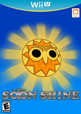 Soon Shine eShop cover (BSNE)