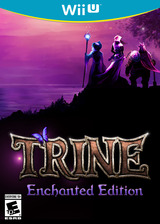 Trine Enchanted Edition eShop cover (BTEE)