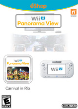 Wii U Panorama View: Carnival in Rio eShop cover (WBRE)