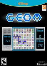 GEOM eShop cover (WG2E)