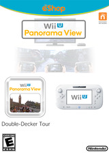 Wii U Panorama View: Double-Decker Tour eShop cover (WLNE)