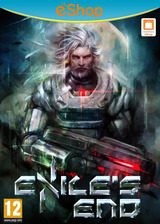 Exile's End eShop cover (AE4P)