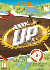 Hurry Up! Bird Hunter eShop cover (BHBP)
