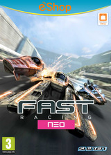 Fast Racing NEO eShop cover (WFSP)