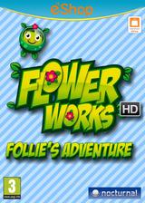 Flowerworks HD: Follie's Adventure eShop cover (WFWP)