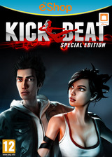 KickBeat Special Edition eShop cover (WKBP)