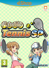 Family Tennis SP eShop cover (WLKP)