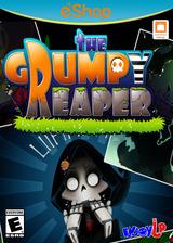 Grumpy Reaper eShop cover (AGQE)