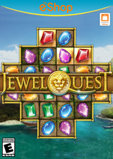 Jewel Quest eShop cover (AJQE)