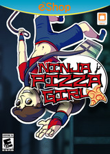 Ninja Pizza Girl eShop cover (ANPE)