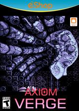 Axiom Verge eShop cover (AVEE)