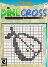 PixlCross eShop cover (AXLE)