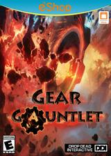 Gear Gauntlet eShop cover (BGGE)