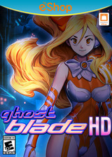 Ghost Blade HD eShop cover (BGHE)