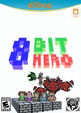 8Bit Hero eShop cover (BH8E)