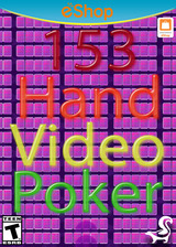 153 Hand Video Poker eShop cover (BP6E)