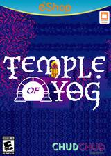 TEMPLE OF YOG eShop cover (BTYE)
