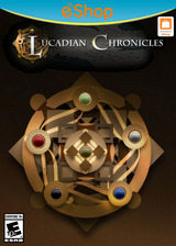 Lucadian Chronicles eShop cover (WLCE)