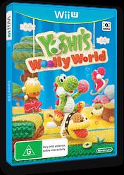 Yoshi's Woolly World WiiU cover (AYCP01)