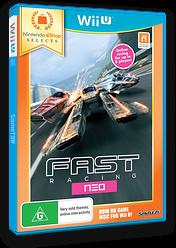 FAST Racing NEO WiiU cover (BR5PJX)