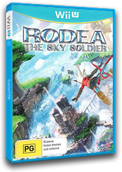 Rodea the Sky Soldier WiiU cover (BRDPNS)