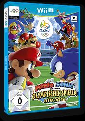 Mario & Sonic bei den Olympischen Spielen Rio 2016 WiiU cover (ABJP01)