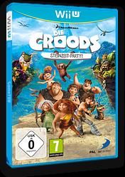 Die Croods: Steinzeit Party! WiiU cover (ACRPAF)