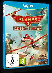 Disney Planes 2: Immer im Einsatz WiiU cover (AFRPVZ)