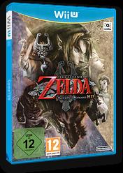 The Legend of Zelda: Twilight Princess HD WiiU cover (AZAP01)