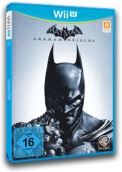Batman : Arkham Origins WiiU cover (AZEPWR)
