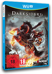 Darksiders - Warmastered Edition WiiU cover (BEDP6V)
