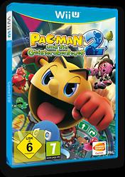 Pac-Man und die Geisterabenteuer 2 WiiU cover (BPMPAF)