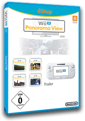 Wii U Panorama View: Trailer eShop cover (SPGP)