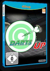 Darts Up eShop cover (WDUP)