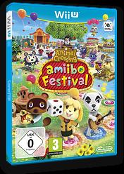 Animal Crossing: amiibo Festival WiiU cover (AALP01)