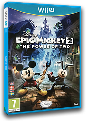 Disney Epic Mickey 2: The Power of Two WiiU cover (AEMX4Q)