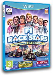 F1 Race Stars: Powered Up Edition eShop cover (AF9P)