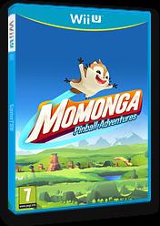 Momonga Pinball Adventures eShop cover (AMPP)