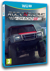Rock 'N Racing Off Road DX eShop cover (ARXP)