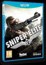 Sniper Elite V2 WiiU cover (AS8PGT)