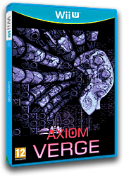Axiom Verge eShop cover (AVEP)