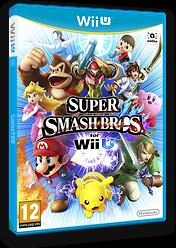 Super Smash Bros. for Wii U WiiU cover (AXFP01)