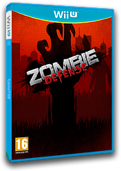 Zombie Defense eShop cover (AZDP)